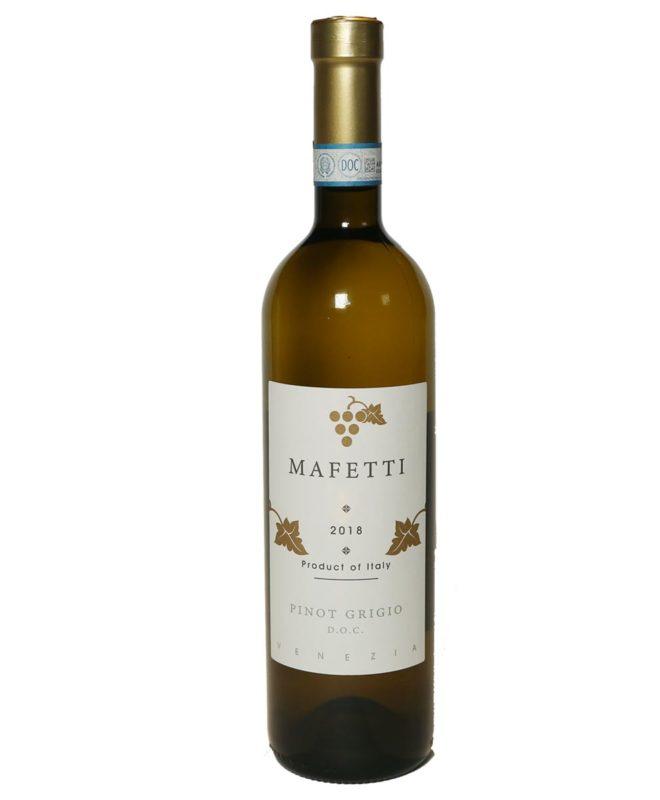 Pinot Grigio Mafetti