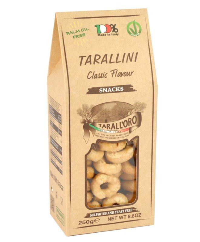 Tarallini Gusto Classico (with Classic Flavor)