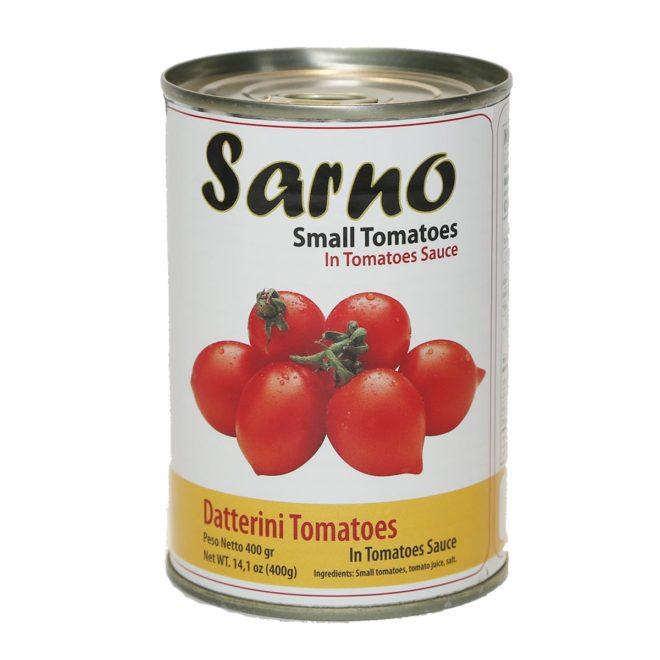 Tomatoes Sarno Datterini 400 Grams