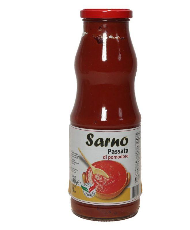 Tomatoes Sarno Passata 690 Grams
