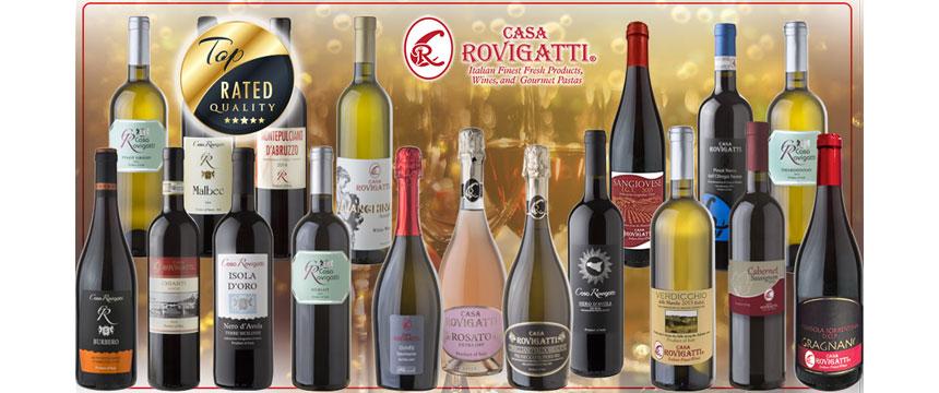 Wines Casa Rovigatti